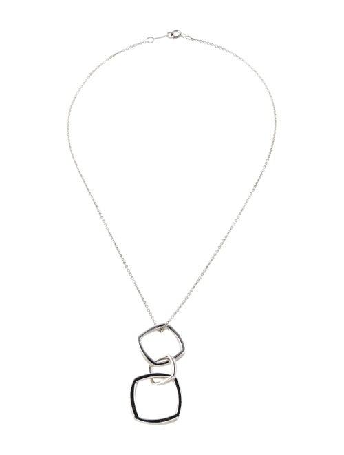 Torque Pendant Necklace