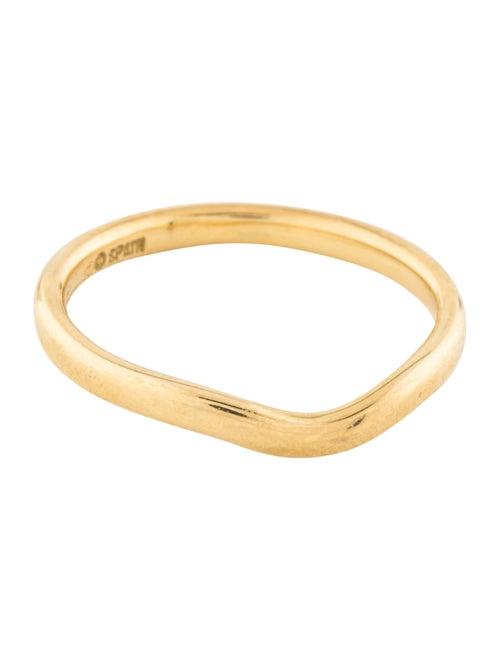 Tiffany & Co. Elsa Peretti® Wedding Band yellow