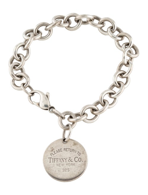 Tiffany & Co. Return to Tiffany® Round Tag Charm B