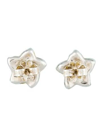 Elsa Peretti Star Earrings