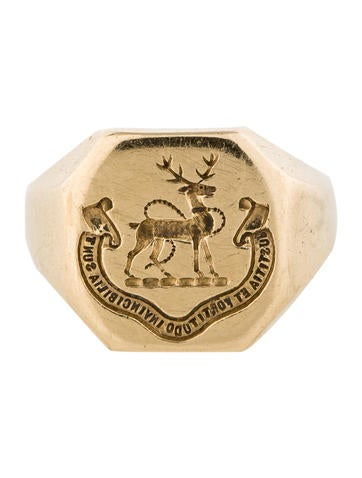 Seal Crest Ring