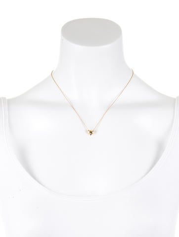 Etoile Diamond Heart Necklace