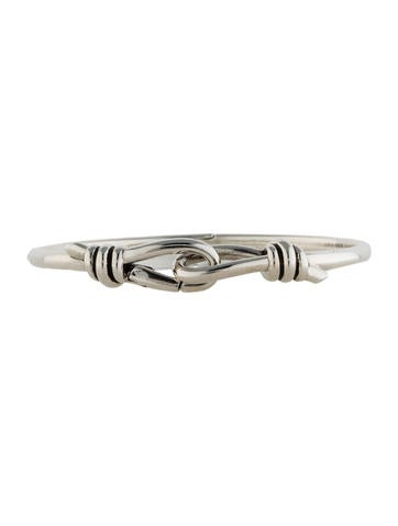 Knot Hinged Cuff