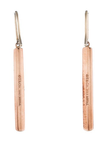 1837 Bar Drop Earrings