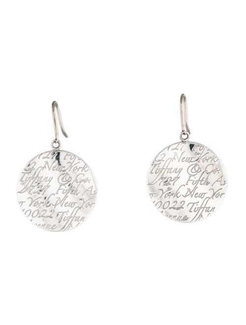 4c89f692a Tiffany & Co. Notes Earrings - Earrings - TIF25441 | The RealReal