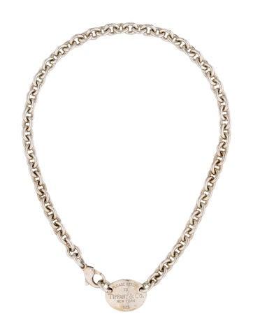 Return to Tiffany Necklace