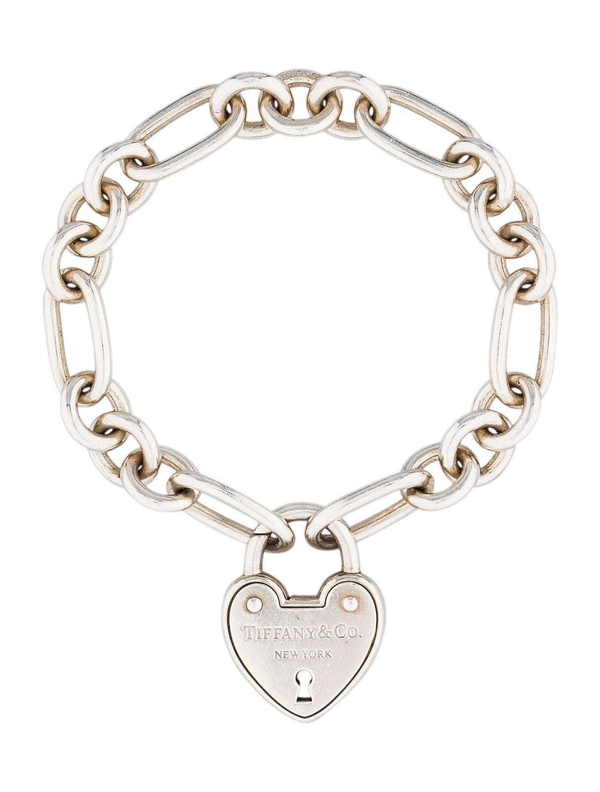 Locks Heart Lock Bracelet