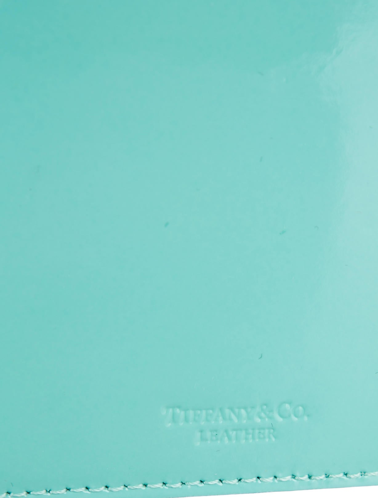 Tiffany Blue Leather Business Card Holder | Best Business Cards
