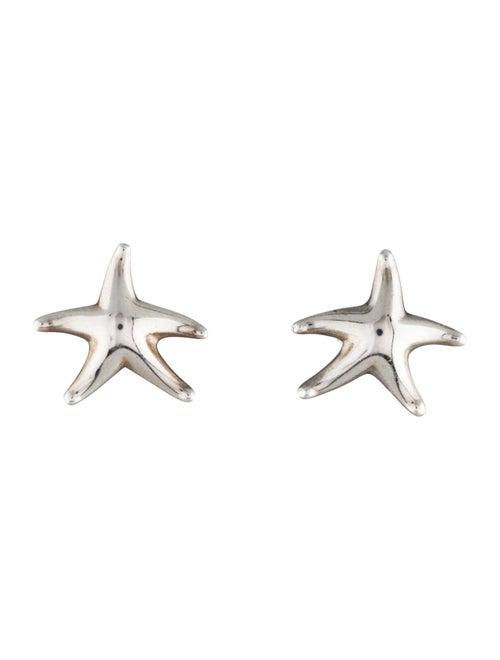 318e81923 Tiffany & Co. Elsa Peretti Starfish Earrings - Earrings - TIF27624 ...