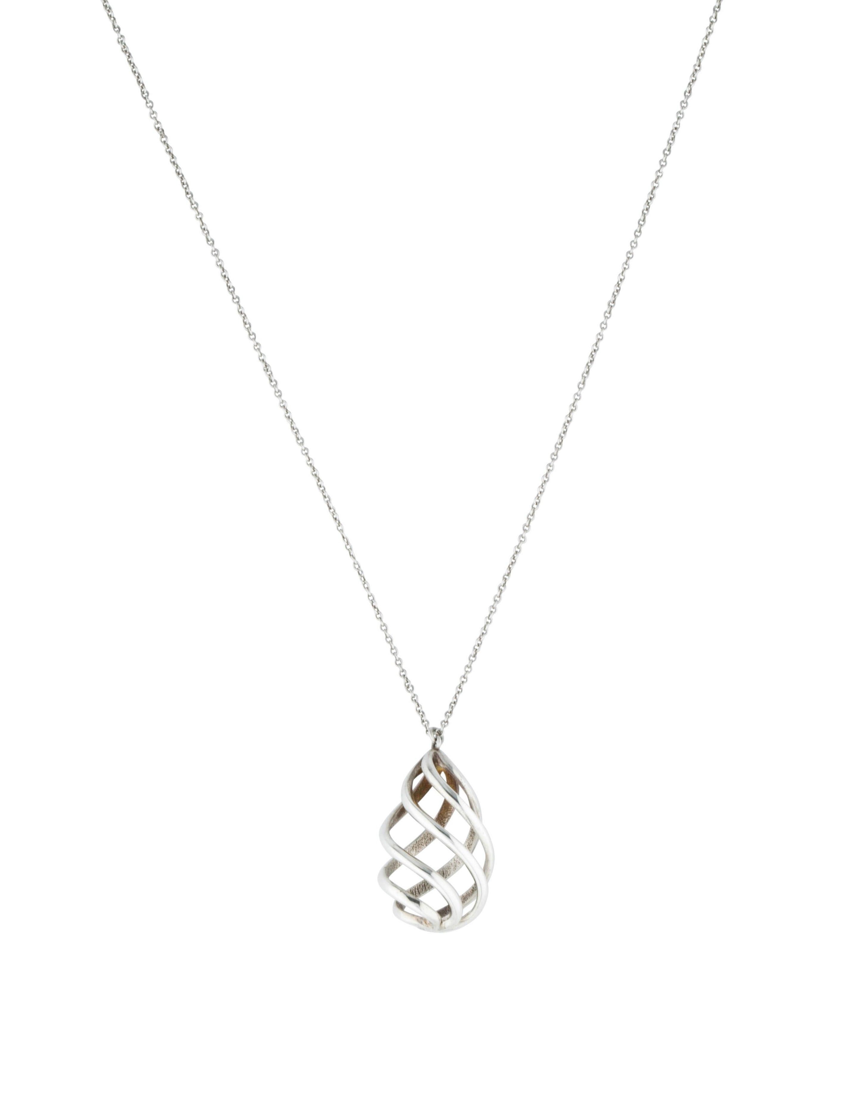 f1b671616 Tiffany & Co. Venezia Luce Necklace - Necklaces - TIF28863 | The ...