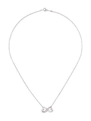 18K Diamond Loving Heart Necklace