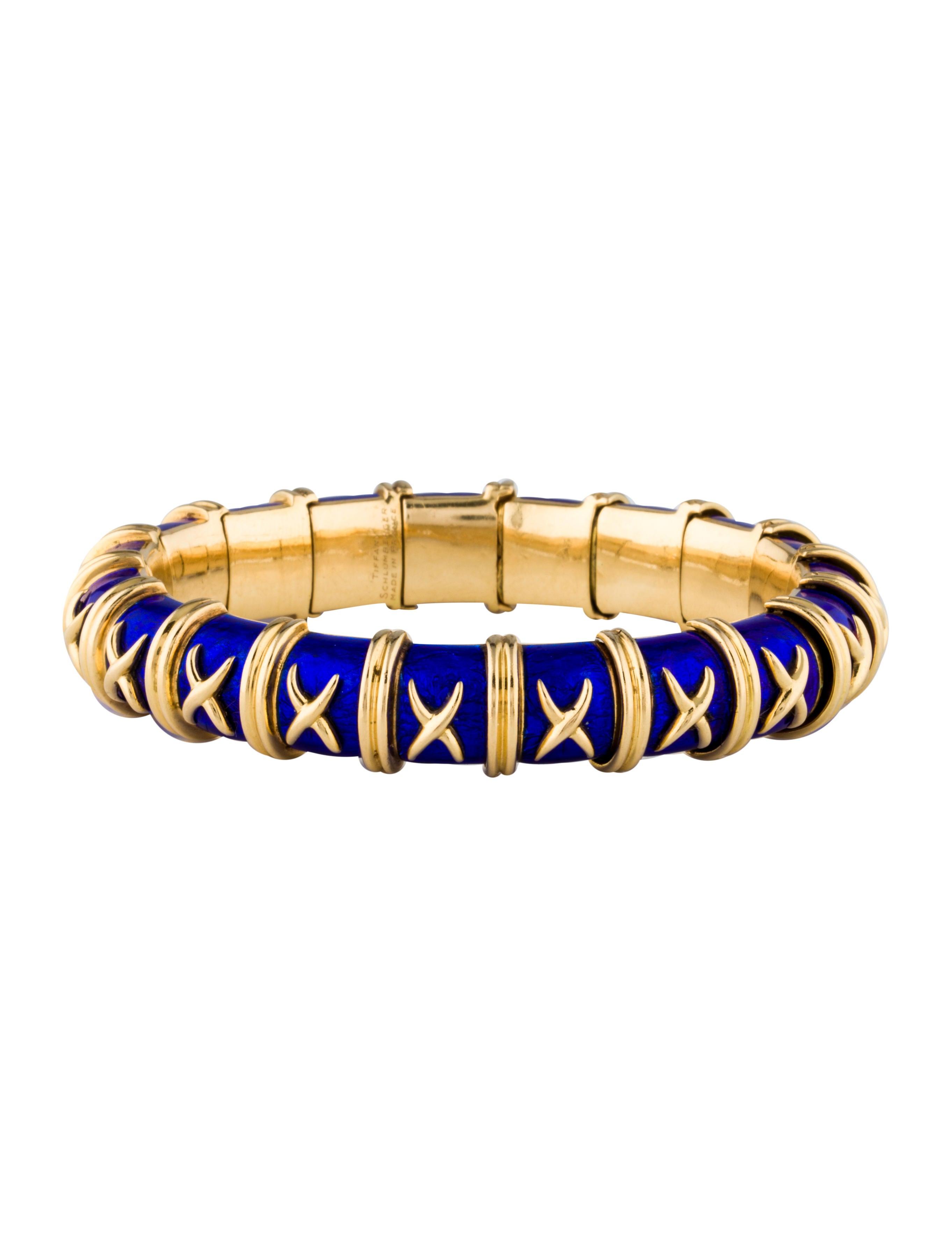 c391f04ff Tiffany & Co. Schlumberger Croisillon Bracelet - Bracelets ...