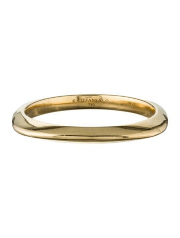 Tiffany & Co. Cushion Bangle Bracelet