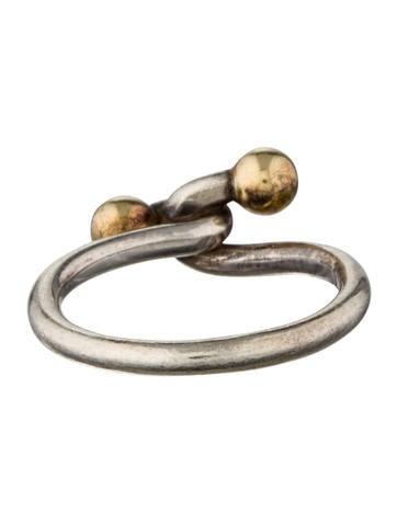 Twist Knot Ring