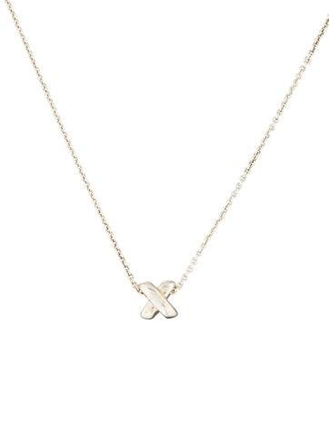 X Pendant Necklace