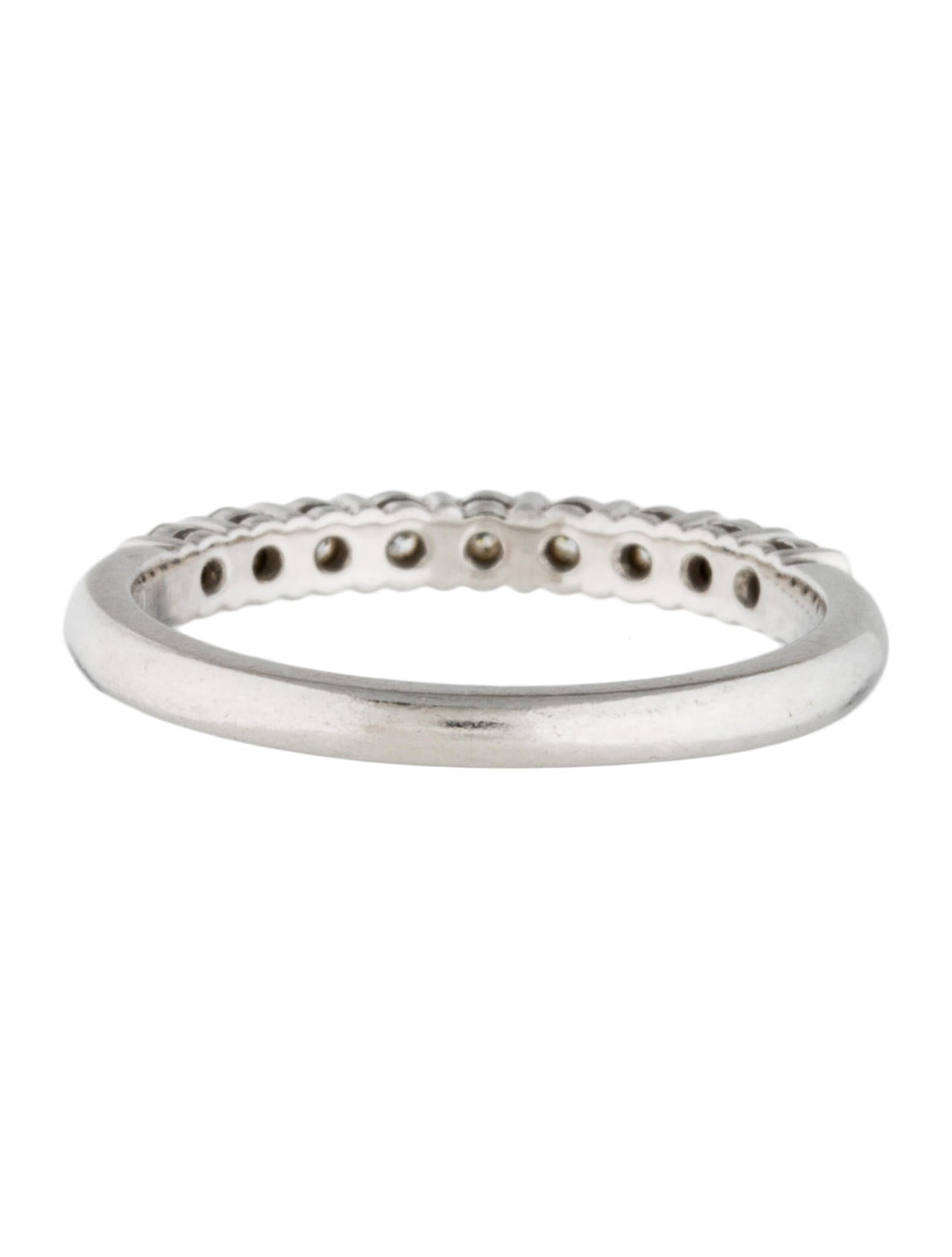 co shared setting band rings