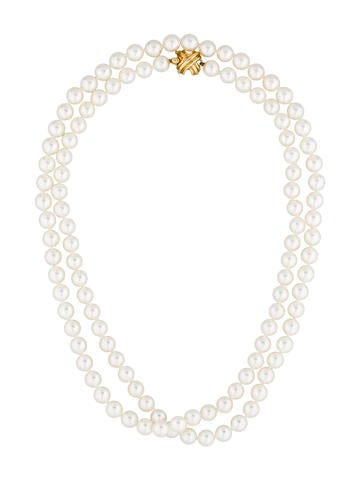Signature X Cultured Pearl Necklace