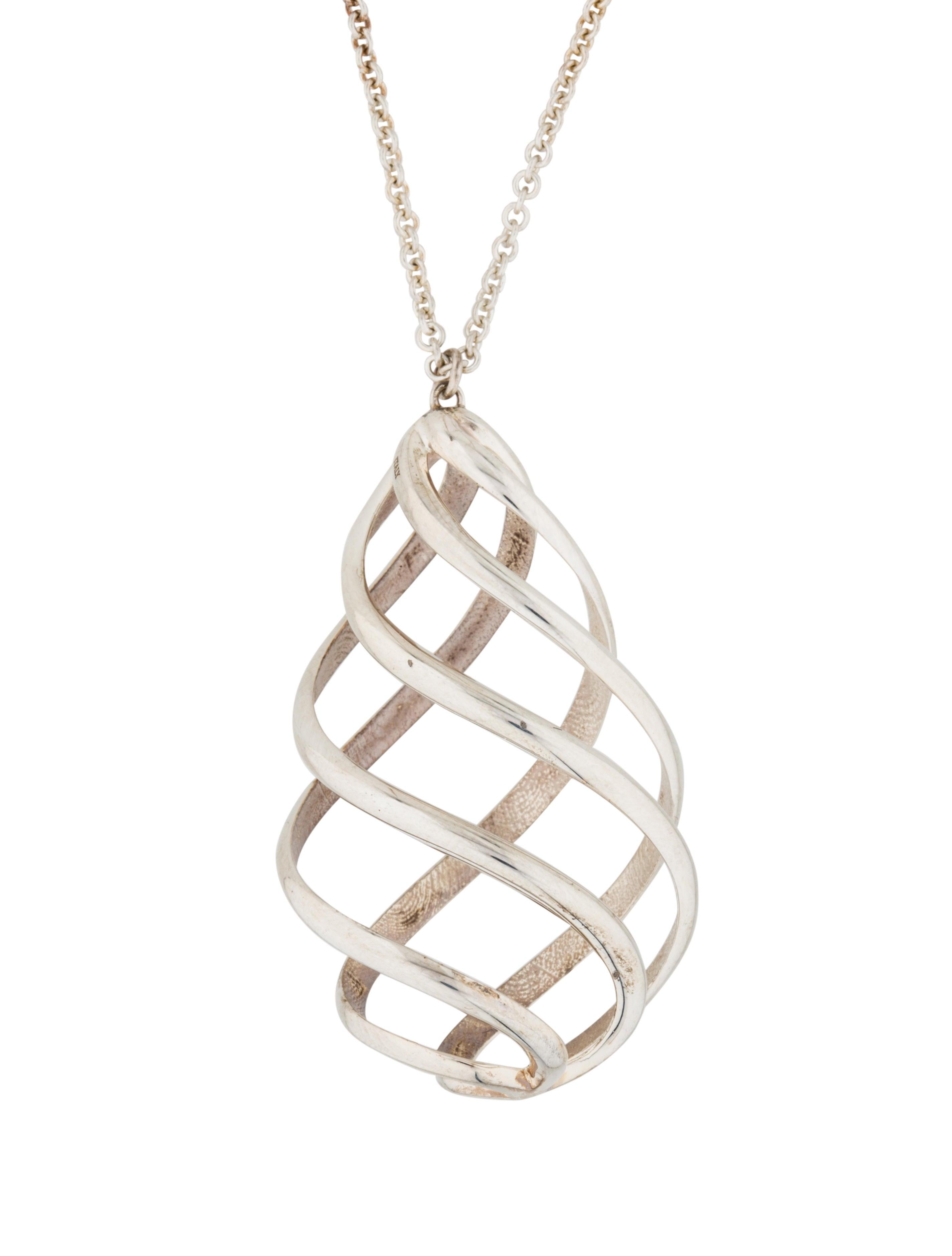 da325128a Tiffany & Co. Paloma's Venezia Luce Pendant Necklace - Necklaces ...