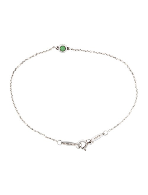 8b5172ca4 Tiffany & Co. Tsavorite Garnet Color by the Yard Bracelet ...