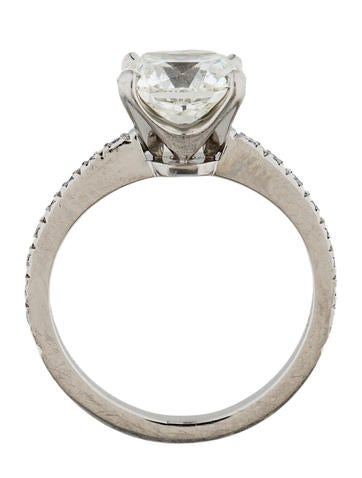 Tiffany Amp Co 2 03 Ct Tiffany Novo Engagement Ring Rings