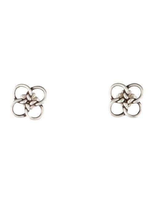 0da555f90 Tiffany & Co. Quadrifoglio Earrings - Earrings - TIF37890 | The RealReal