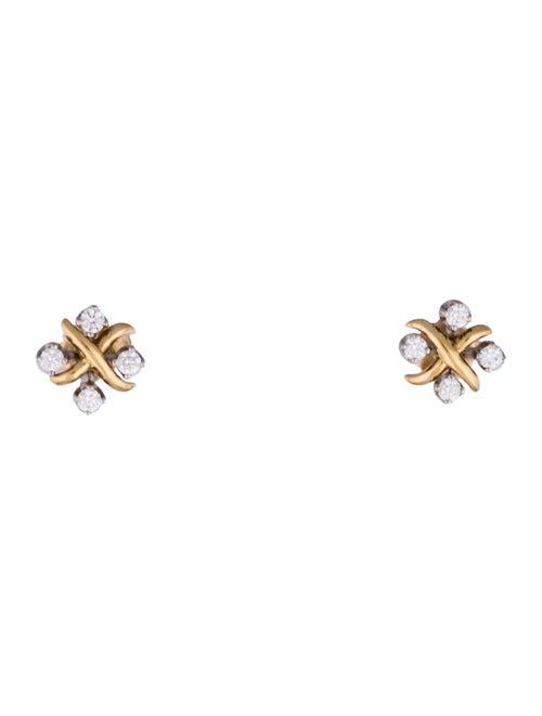 5749c156b Tiffany & Co. Schlumberger Lynn Earrings - Earrings - TIF38478   The ...
