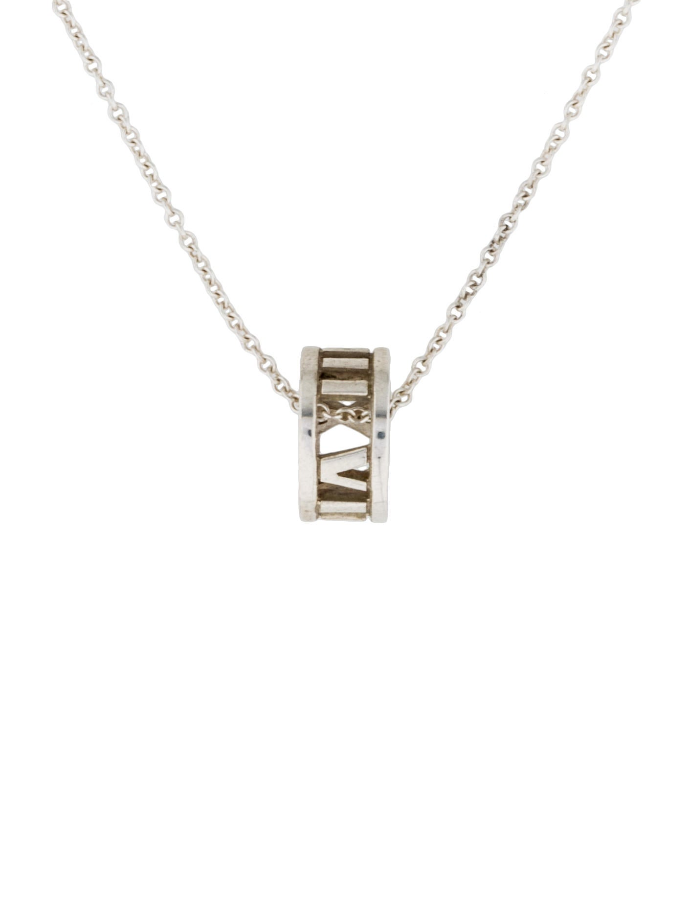 pendant necklace morning espresso round tiffany tnecklace atlas