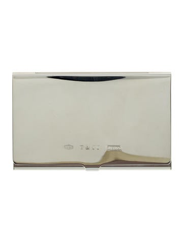 Tiffany co 1837 business card case accessories for Tiffany and co business card holder