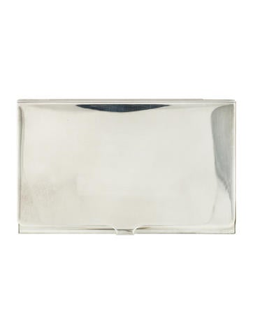 Tiffany co business card holder accessories for Tiffany and co business card holder