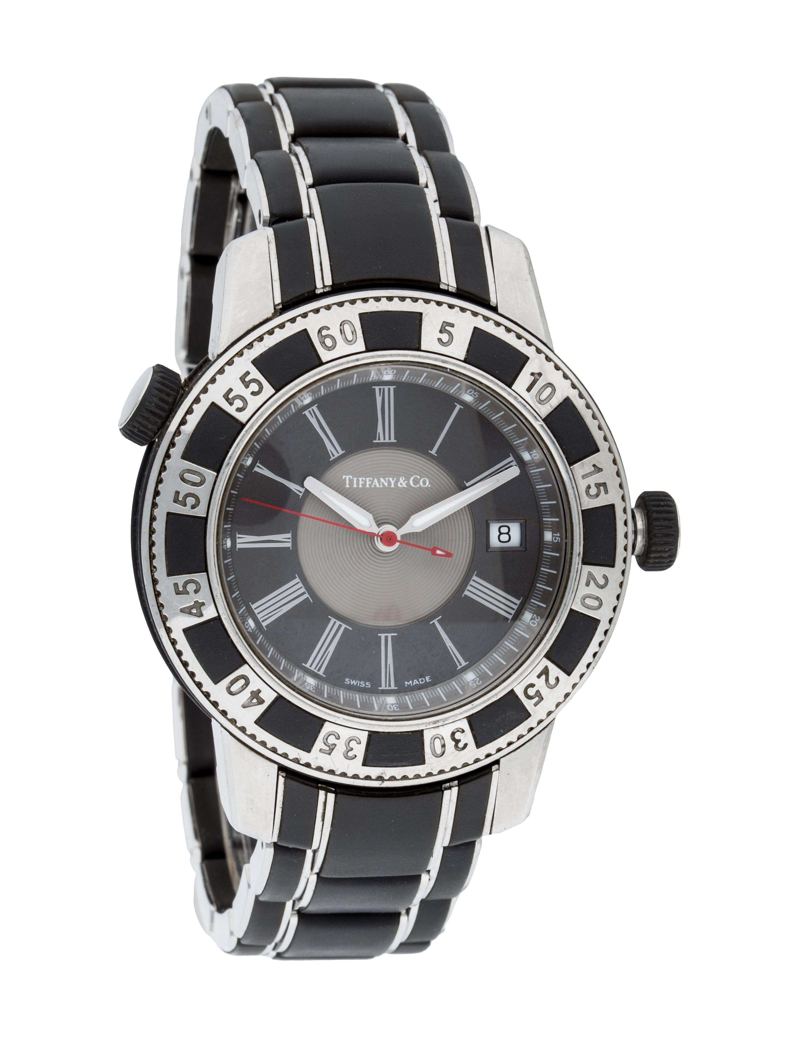 ddf52d9129bf5 Tiffany & Co. Mark T-57 Watch - Bracelet - TIF43032 | The RealReal