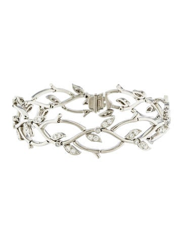 Tiffany & Co. Diamond Garland Bracelet