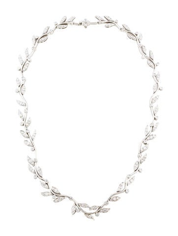 Tiffany & Co. Diamond Garland Necklace