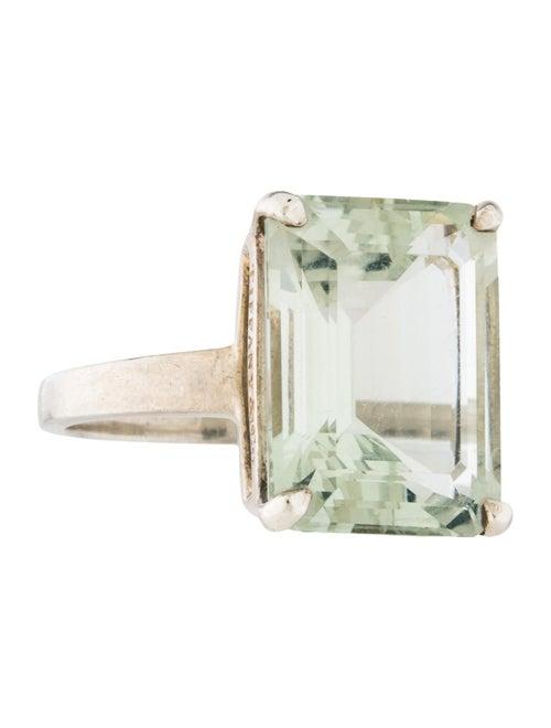 b7adae699 Tiffany & Co. Green Quartz Sparklers Ring - Rings - TIF45764 | The ...