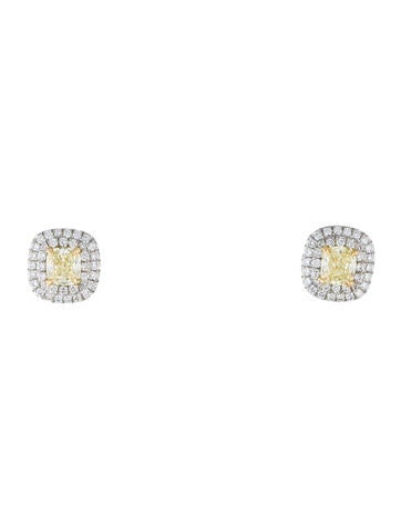 Tiffany & Co. Soleste Diamond Stud Earrings