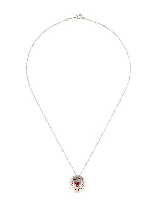 4038d7fc9 Tiffany & Co. Paloma Picasso Crown of Hearts Pendant Necklace ...