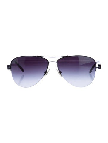Tiffany & Co. Gradient Aviator Sunglasses