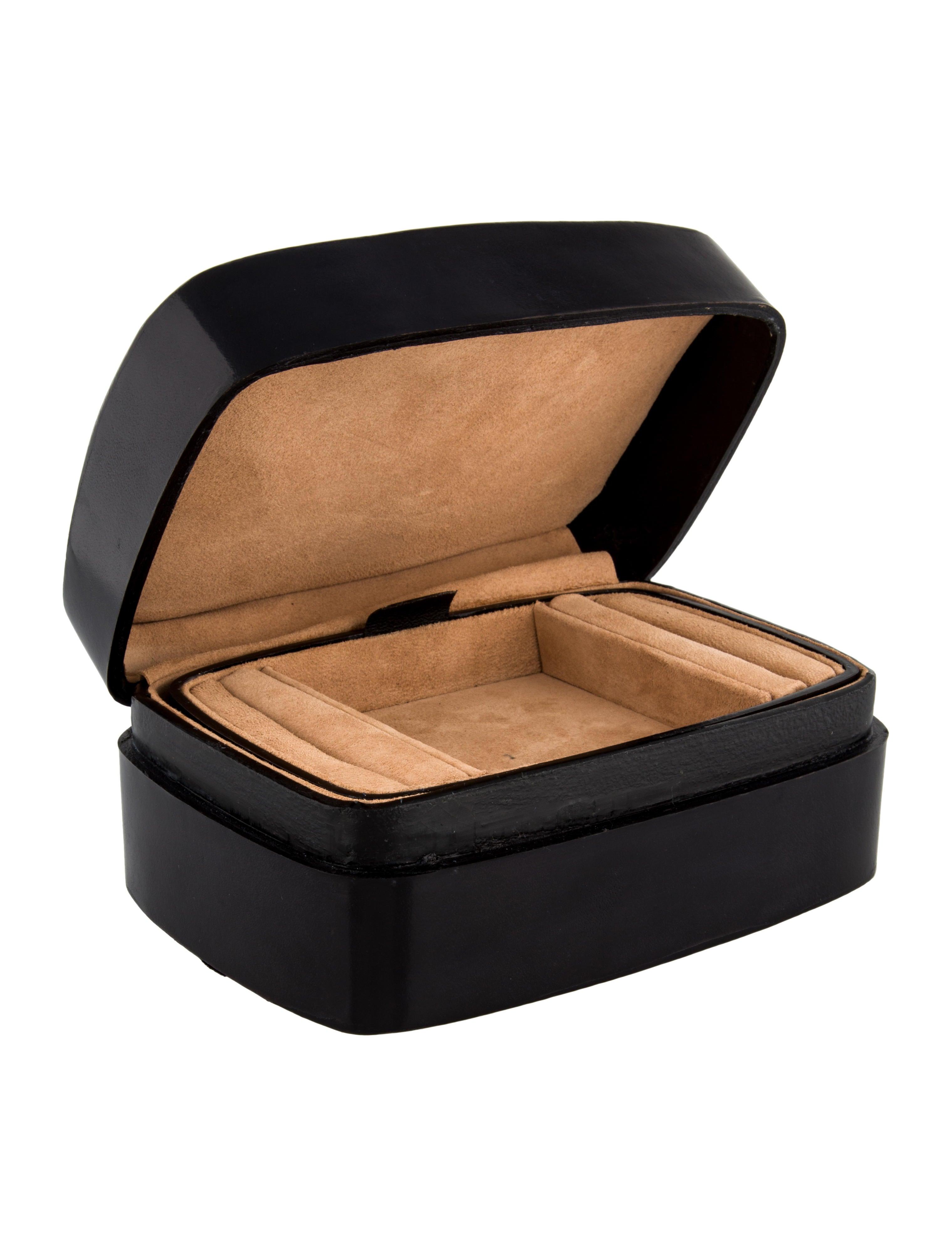 Tiffany Co Elsa Peretti Wave Jewelry Box Decor And Accessories