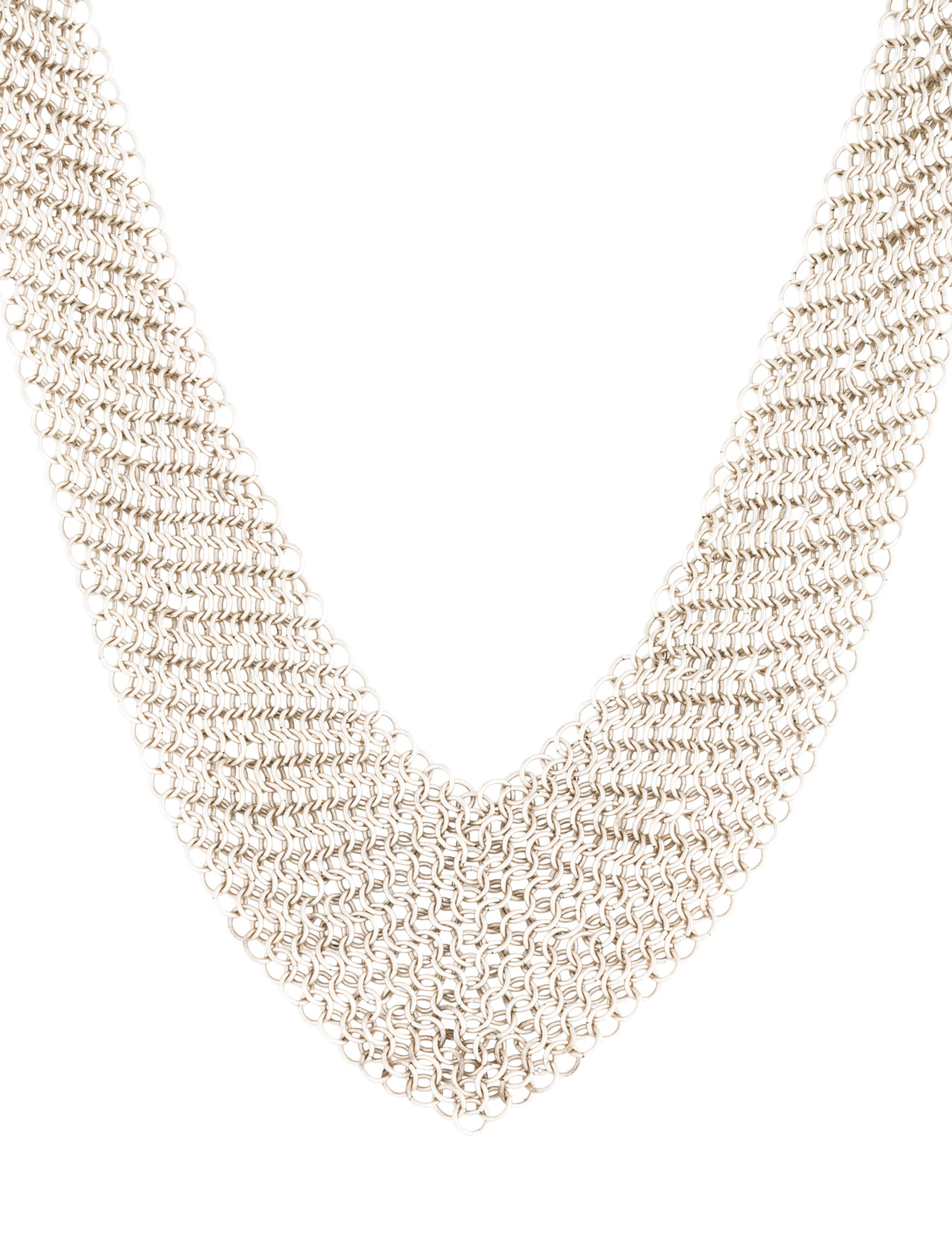 allurez tone necklaces pendants and accented diamond necklace mesh pid gold two
