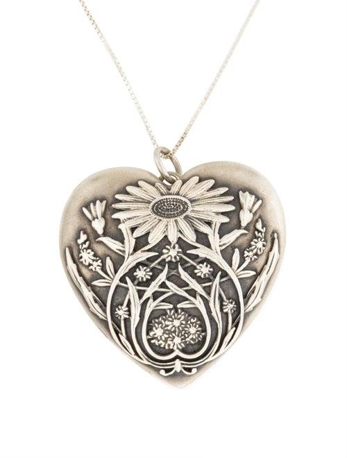 59445a4d0 Tiffany & Co. Ziegfeld Daisy Locket - Necklaces - TIF48521   The ...