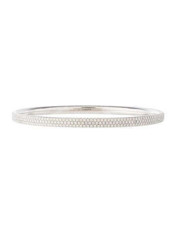 Tiffany & Co. Metro Three-Row Bangle