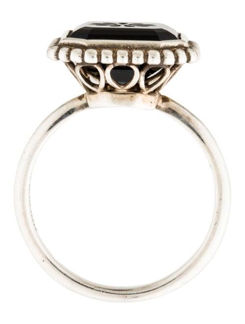 d3912d362 Tiffany & Co. Ziegfeld Black Onyx Ring - Rings - TIF49299   The RealReal