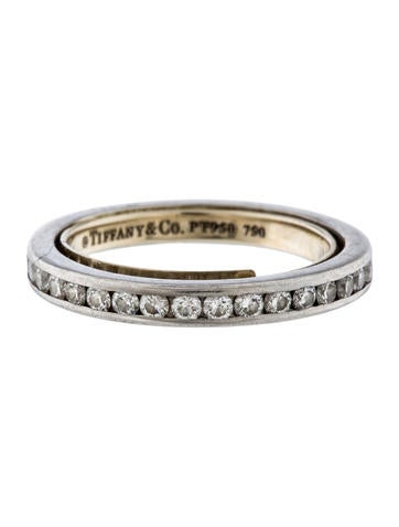 Tiffany & Co. Diamond Wedding Band