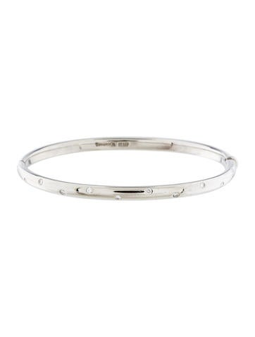 Tiffany & Co. Etoile Diamond Bangle Bracelet