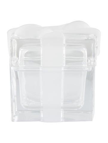 Tiffany & Co. Crystal Bow Box