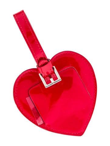 Heart Luggage Tag