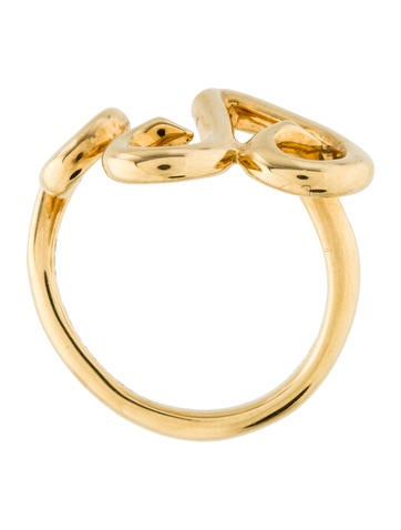 Tiffany Amp Co Paloma Picasso Swirl Ring Rings Tif50771