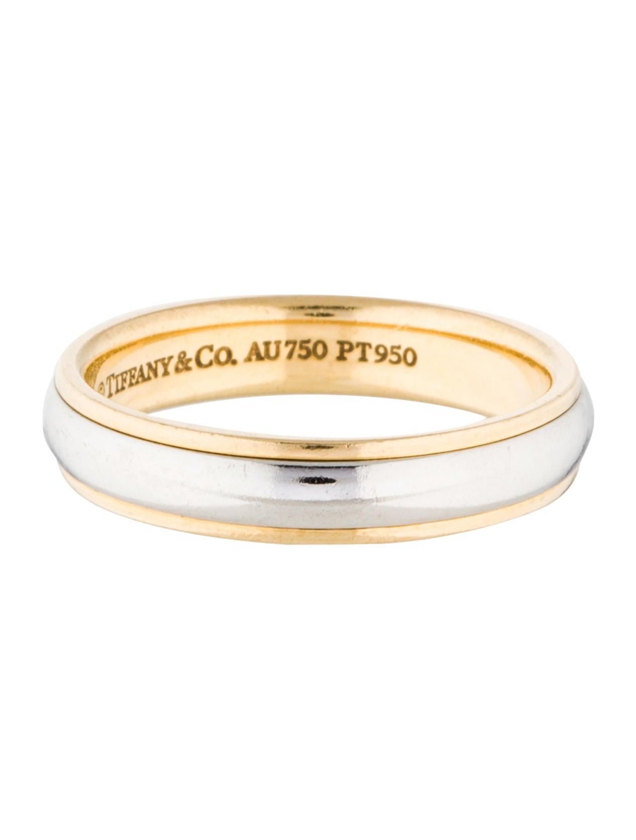 co classic wedding band ring rings tif50801