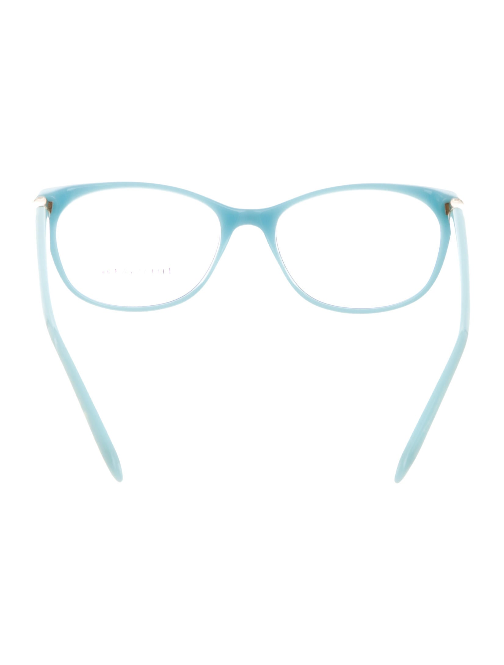 Tiffany & Co. Iridescent Cat-Eye Eyeglasses w/ Tags ...