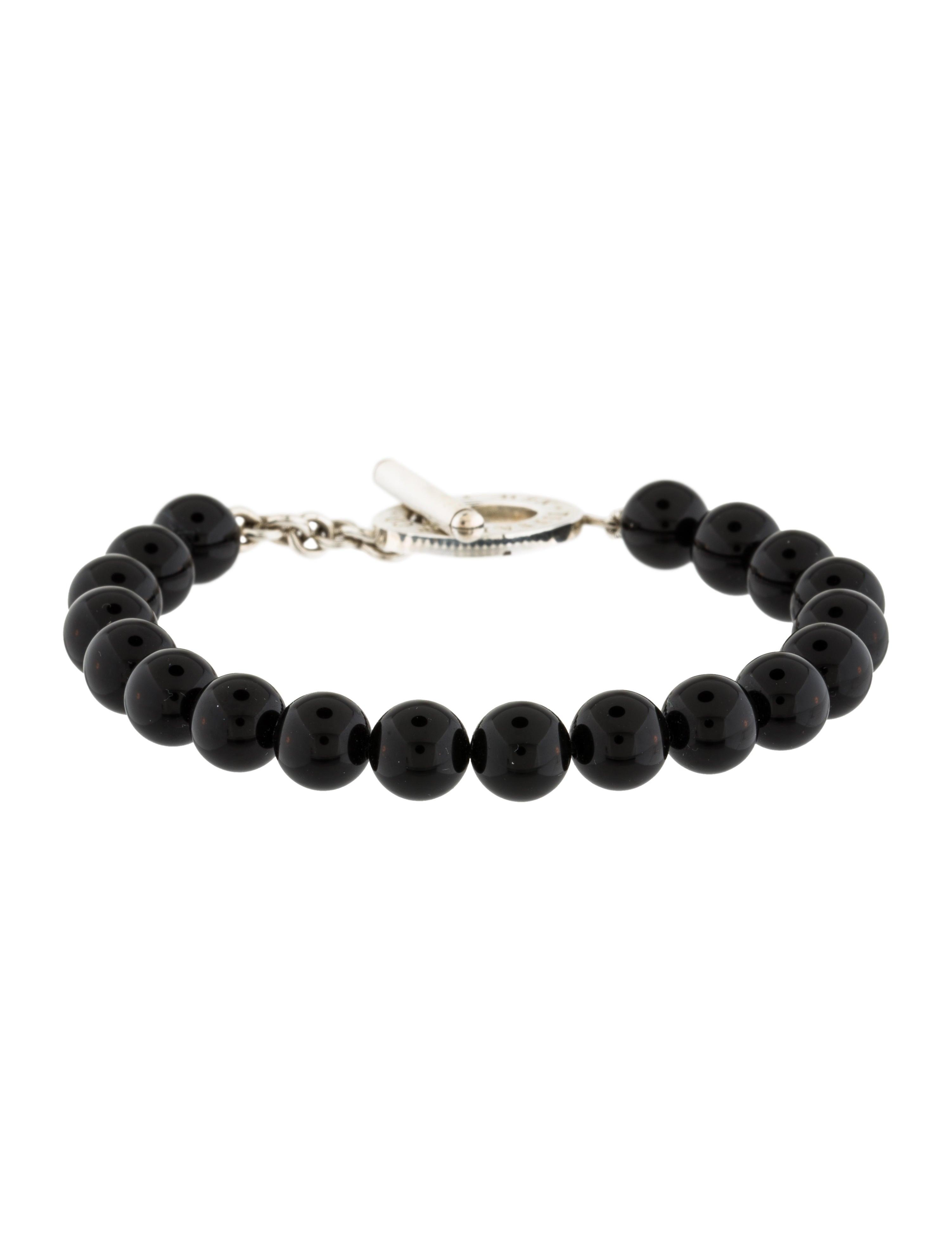 co onyx bead bracelet bracelets tif50981