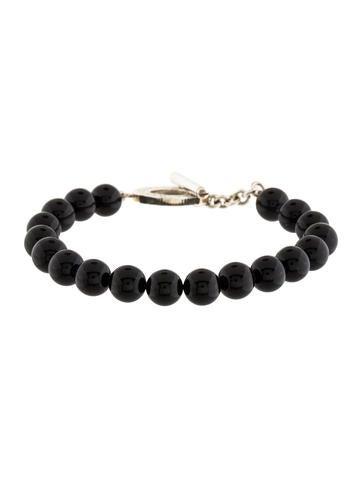 co onyx bead bracelet bracelets tif51001